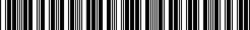 Barcode for T99G6-5NA5B